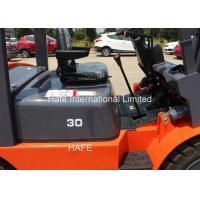 Buy cheap New Fork Lift Trucks 3T With 3 Stage 3m Mast With External Air Filter from wholesalers