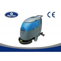 Buy cheap Brush Assisted Compact Floor Auto Scrubber Machine With Dirty Water Level Sensor from wholesalers