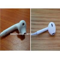 Buy cheap Flexible In Ear Headphones With Mic 3.5mm Jack Plug Customized Color Durable from wholesalers