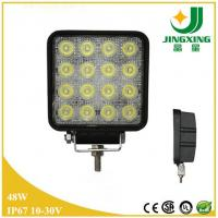 Buy cheap TOP SALE ip67 led worklight for truck SUV marine 48 watts led work light from wholesalers