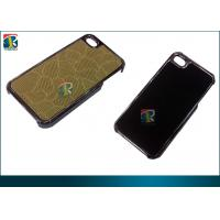 Buy cheap Perfectly Colorful Gun Chrome Pc Hard Cover For Iphone 4 With Pu Sticker Tc-Iph4-c010 from wholesalers