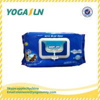 Buy cheap Non Alcohol Antibacterial Wet Wipes / Wet Tissue from wholesalers