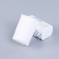 Buy cheap White Mesh 100% Cotton Absorbent Medical Sterile Cotton Gauze from wholesalers