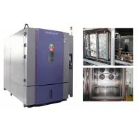 Buy cheap Separated System Temperature Controlled Chamber , Thermal Cycling Chamber Altitude Testing from wholesalers