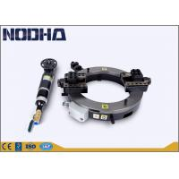 Buy cheap Steel Material Pneumatic Pipe Cutting Beveling Machine Split OD Mount from wholesalers
