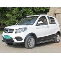 China 5 Doors Electric Powered Vehicles , 15kw Electric Motor Car With 4 Seats / Air Conditioner on sale