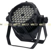 Buy cheap 54x3w 8CH DMX512 Led Par Can Stage Lights Outdoor Wedding Uplighting from wholesalers