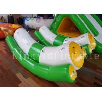 Buy cheap Sea Inflatable Water Parks Seesaw / Inflatable Water Sport For Amusement Park from Wholesalers