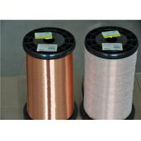 Buy cheap Micro Motors Coiled Copper Wire , 1UEW / 2UEW / 3UEW Direct Soldering Copper Wire from wholesalers