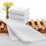Buy cheap 30*30cm Wholesale 100% Cotton Hotel hand towels hotel satin band hand towels from wholesalers