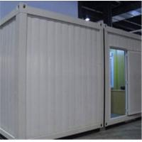 Buy cheap Low cost portable shipping container home sales from wholesalers