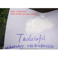 Buy cheap Pharmaceutical Sex Steroid Hormone Cialis Tadalafil No Customs Issues from wholesalers