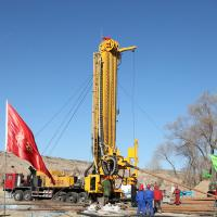 Buy cheap Hydraulic Coal Bed Methane Drilling Rig / Coalbed Gas Drilling Rig CMD100 from wholesalers