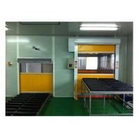 Buy cheap Wind Speed 25 m/s Air Shower Tunnel Automatic PVC Curtain Inductive Door Opening from wholesalers