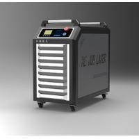 Buy cheap 100w/150W/200W laser rust cleaning machine for rust removal metal or non-metal cleaning from wholesalers