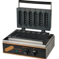 Buy cheap Electric Muffin Crispy Hot Dog Machine Snack Bar Equipment 220V~240V from wholesalers