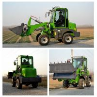 Buy cheap ROPS Cab Wheel Loader Mini Loader For Sale product