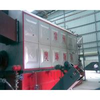 Buy cheap Precision Multi Fuel Gas Oil Fired Water Steam Boiler / Oil Heating Boilers product