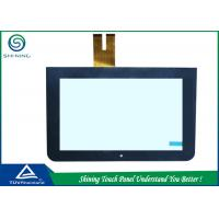 Buy cheap ITO Glass Capacitive Touch Panel / Digital 10 Capacitive Touch Screen from wholesalers