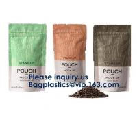 Buy cheap Side Gusset Bag with Spout Flat Side Seal Bag with spout Retort Pouch Vacuum Packaging Fruit & Vegetable Packaging from wholesalers