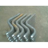Buy cheap 1 1/2'' Size 90 Degree Pipe Bend / Stainless Exhaust Bends With Alloy Steel from wholesalers