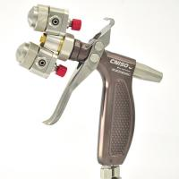 Buy cheap Double Nozzle Anti-Corrosion Pneumatic Paint Gun (H-S2-C2) from wholesalers