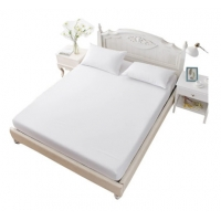 Buy cheap Bed Sheet Set Bedding Bedsheet Cheaper 3pc Quilt Cover Pillow Cases Home Textile Hotel 100% Cotton Soft from wholesalers