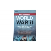 China BBC History of World War II Complete Series DVD Military War Documentary Series Movie TV DVD on sale