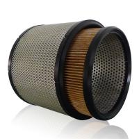Buy cheap AAF Noil Inlet / Outlet Large 20 Micron Filter Cartridge , Any Size Pleated Media Filter from wholesalers