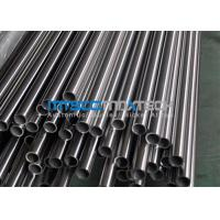 Buy cheap X2CrNi19-11 Hydraulic Tubing Bright Annealed Surface Straight Length Hydraulic Pipe from wholesalers