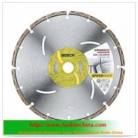 Buy cheap diamond concrete cutting disc from wholesalers