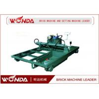 Buy cheap Clay Brick Hydraulic Stepper Pusher 80t Max Jacking Force For Ferry Pushing Kiln from wholesalers