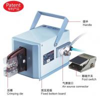 Buy cheap 6Kg Terminal Crimping Machine 2.5T Output With Interchangeable Crimping Dies from wholesalers