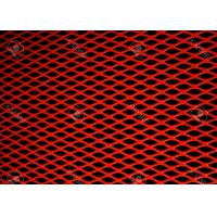 Buy cheap Flatten Office Steel Expanded Metal Mesh Net Corrosion Resistance With Small Eyes from wholesalers