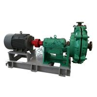 Buy cheap Electric Cantilever Centrifugal Slurry Pump Single Suction High Wear Resistance from wholesalers