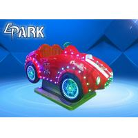 Buy cheap Theme park children toy equipment kids ride on car coin operated kiddie ride for sale from wholesalers