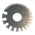 Buy cheap Powder Coating Metal Stamping Sheet Metal Gauge Tool Cooling Fixtures Longer Service Life from wholesalers