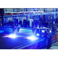 Buy cheap Gantry type High Performance CNC Plasma Cutting Machine with Hypertherm EDGE PRO CNC system and Truehole System from wholesalers