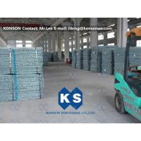 Buy cheap Stainless Steel Stone Gabion Box 2x1x1 with Heavily Zinc Galvanised Wire from wholesalers
