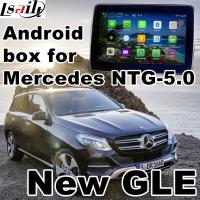Buy cheap 480*800 Resolution gps navigation device , Mercedes - benz GLE Mirror Link Navigation from Wholesalers