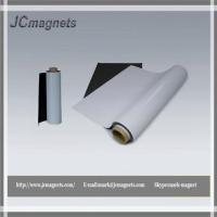 Buy cheap Flexible Magnetic Sheet Rubberized Magnets with Lamination from wholesalers