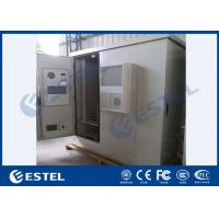 Buy cheap Three Bay Sandwich Steel Base Station Cabinet Outdoor IP65 With Heat Insulation Material product