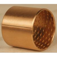 Buy cheap Bronze Wrapped Bushing in sliding bering FB090 from wholesalers