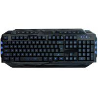Buy cheap USB Wired 10Keys Multimedia Gaming Keyboards  LED Backlit Illuminated Game Keyboard from wholesalers