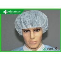 Buy cheap PP Disposable Surgical Caps / Doctor Scrub Caps For Medical Use from wholesalers