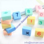 Buy cheap math eraser, math gift eraser, math toy eraser for kids promotion from wholesalers
