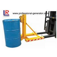 Buy cheap Single Drum Mounted Warehouse Material Handling Equipment 360KGS Drum Grab Forklift from wholesalers