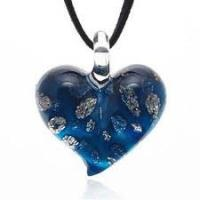 Buy cheap Handmade Millefiori Starfish decoration murano glass pendant necklaces from wholesalers