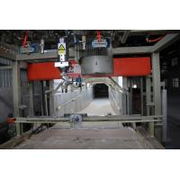 Buy cheap Horizontal Continuous Polyurethane Foam Machine with Clamp Long Foam Block Unit from wholesalers