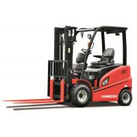 Buy cheap Warehourse Industrial Forklift Truck / electric powered forklift from wholesalers